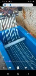Extrusora Recuperadora Grão 75mm