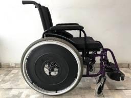 Título do anúncio: Cadeira de Rodas Aktiva Ultra-Lite X Ortobras