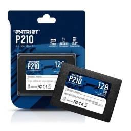 SSD 128GB Patriot - Loja Dado Digital