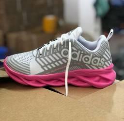 Tênis Adidas alpha e sapatênis Adidas ( 120 com entrega)