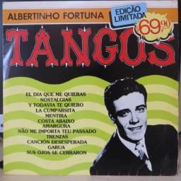 Lp Disco de Vinil Albertinho Fortuna - Tangos Inesquecíveis Vol. 2