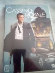 Dvd 007 Cassino Royale