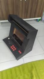 Arcade gabinete bartop Baixou!!