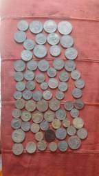 vendo moedas de réis raras