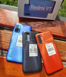 Celular Xiaomi Redmi 9T 128GB,loja física parcelamos em até 10x sem juros !