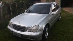 Título do anúncio: Mercedes Bens C-180 /Classic Plus/Elegance