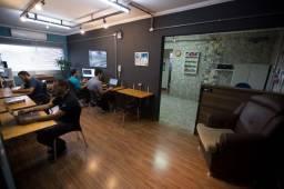 Escritório compartilhado em coworking -Zona Norte/Sorocaba