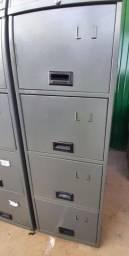 Arquivo de Aço Usado Sem Chave