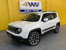Título do anúncio: Jeep RENEGADE LONGITUDE 1.8 FLEX AUTOMATICO