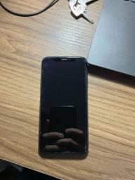 iPhone X 64 gb, preto.