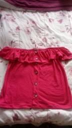 Título do anúncio: Blusa ciganinha nova