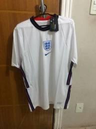 Camisa Inglaterra 2021