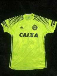 Camisa oficial do Coritiba