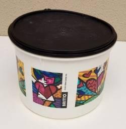 Tupperware Romero Brito 1,1 litros Desapego