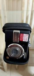 Câmera Digital Panasonic Lumix DMC-LS80