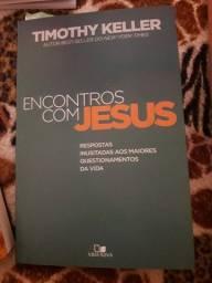 Livro Encontros com Jesus