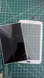 Tela e Touch para tablet Samsung