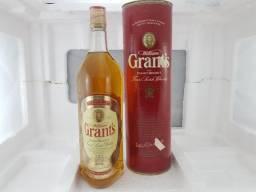 Whisky William Grants Fabricado Em 87 Iten De Colecionador centro de timbo  entrego