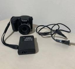 Título do anúncio: Câmera Canon PowerShot Sx400is
