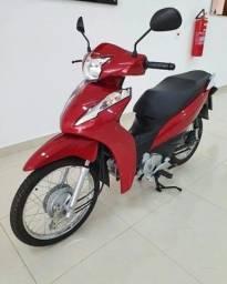 Honda Biz 110i 2021 0km por R$14.500