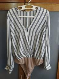 Título do anúncio: camisa body Le Lis Blanc G