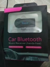Receptor bluetooth p2, carro e som
