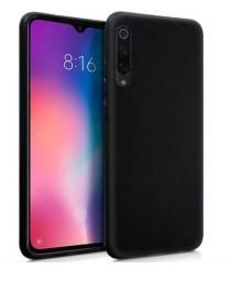Case / Capinha de Silicone Xiaomi Mi 9 (Aceito cartão)