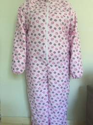 Pijama de Macacão