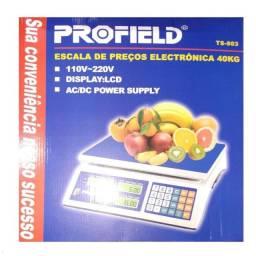 Balança Digital 40kg Bivolt Recaregavel R$250,00