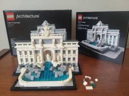 Lego Architecture Fontana Di Trevi - Trevi Foutain