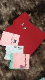 Blusinhas T-shirts