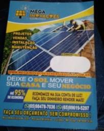 Título do anúncio: Placa solar
