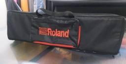 Título do anúncio: Bag(Estojo) Para XPS10 Estilo Case Super Luxo, reforçado e com bolso bordado.