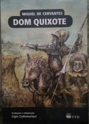 Dom Quixote Miguel de Cervantes FTD 2013 (Osasco/SP)