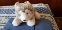 Cachorrinho de Pelúcia Husky Siberiano