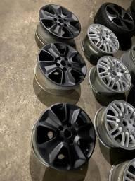 Título do anúncio: rodas e pneus
