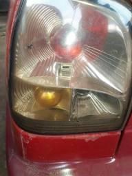 Lanternas traseiras originais gol g2
