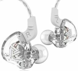 Qkz AK6 Fones de ouvido Profissionais/Esportivos (Novos)