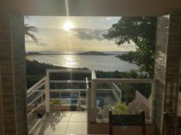 Casa c/ piscina guarapari vista maravilhosa para o mar