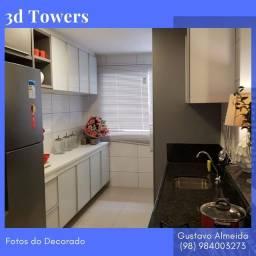 [67] - Vem morar na Cohama - Apê pronto c/ 3 dormitórios!!!