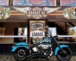Harley Davidson Softail Fat Boy exclusiva