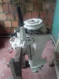 Motor de popa 6 hp 1.500