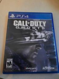 Jogo call of duty ps4