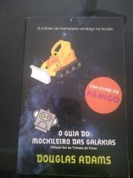 Guia do mochileiro das galáxias vol. 1 e 2