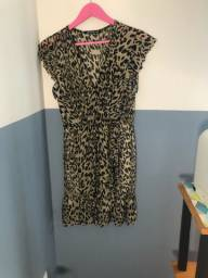 Vestido marca Rosa Nud - tamanho G, veste M