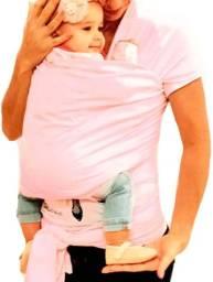 Carregador de Bebê Baby Wrap Sling<br>
