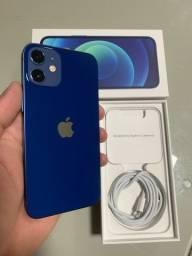 iPhone 12 Mini Azul / Garantia Até Dezembro