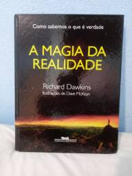 Livro A Magia Da Realidade