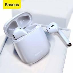 Título do anúncio: Fone bluetooth Baseus W04 pro