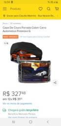 Título do anúncio: Capa automotiva Carrhel/ linha Premium
